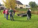2009 - Erneuerung Spielplatzzaun