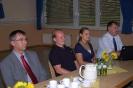 2010 - Besuch des Landrats - Anerkennung als Dorferneuerungsgemeinde