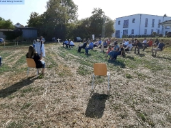 2020 - Spatenstich -Dorfwiese