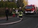 2010 - Dachstuhlbrand in Matzen