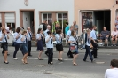 2015 - Spielmannszug Matzen bei der 1300 Jahr-Feier